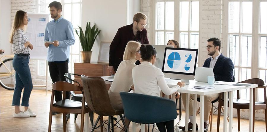Bureaux & espaces de coworking